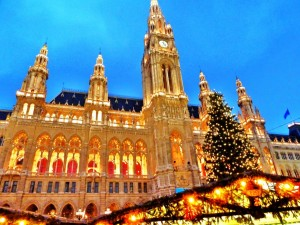 Christkindlmarkt-Wien